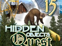 Hidden Objects Quest 15: WINTERLAND