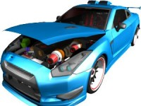 Fix My Car: Garage Wars - Furious Street Mechanics!